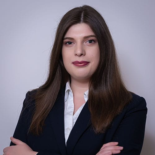 Marija Spasić, Advokat Beograd, Milosevic Law Firm, Advokatska Kancelarija Milosević