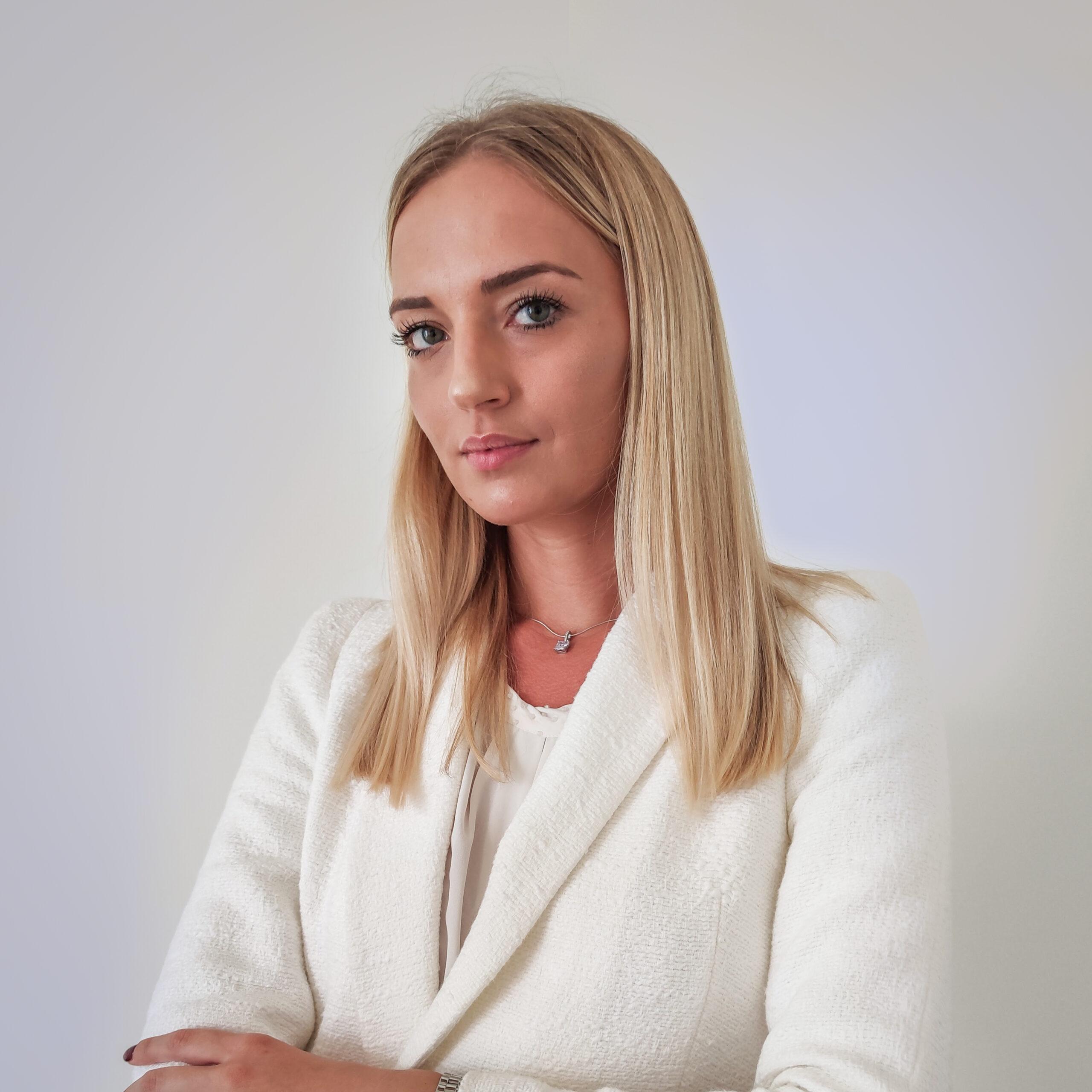 Maja Grbić, Advokatksa kancelarija MIlošević, Milošević Law Firm, Belgrade